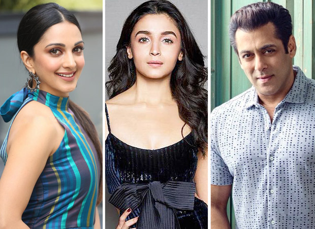 Kiara Advani reveals Alia Bhatt was the reason why Salman Khan advised her to change her name
