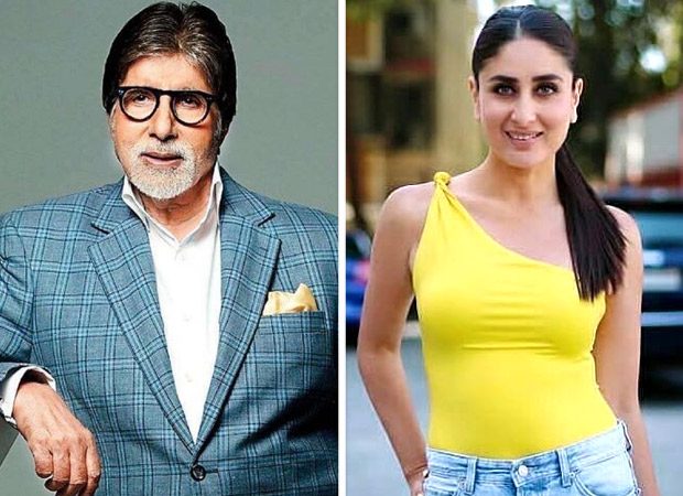 Major Throwback: Amitabh Bachchan Bandaging Baby Kareena Kapoor Khan's Foot Is Going To Make You Feel Fuzzy On A Friday Morning!