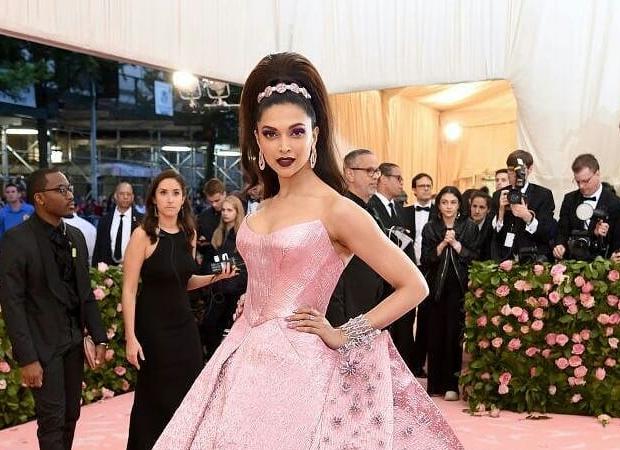 Deepika Padukone channels her inner Barbie at Met Gala 2019