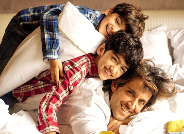 Hrithik Roshan shares a glimpse of his fun-filled adventure with his 'explorer' sons on Hridaan's birthday and it will make you wanna take a vacation RIGHT NOW! [watch videos]