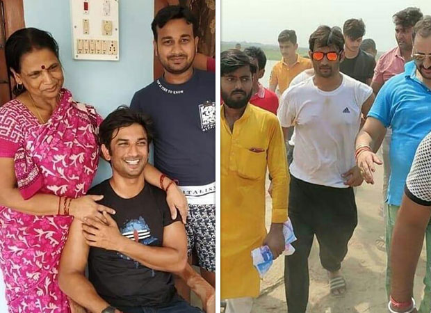 Sushant Singh Rajput takes a trip to BIHAR and fulfills his late mother's wishes!