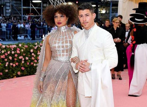 Met Gala 2019: The Power Couple, Priyanka Chopra Jonas And Nick Jonas, Slay The Pink Carpet At Met Gala In Dior