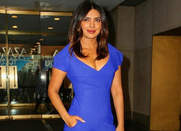 Priyanka Chopra Jonas' Blue Jumpsuit Will Drive Your Midweek Blues Away!