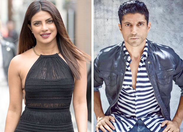 Priyanka Chopra to film a duet with Farhan Akhtar for the Sky Is Pink