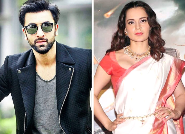 Ranbir Kapoor REACTS to comments made by Kangana Ranaut during Manikarnika success bash