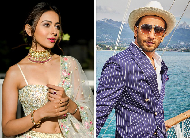 Woah! Rakul Preet Singh just CONFESSED that she would marry Ranveer Singh, Deepika Padukone are you listening? [Read details inside]
