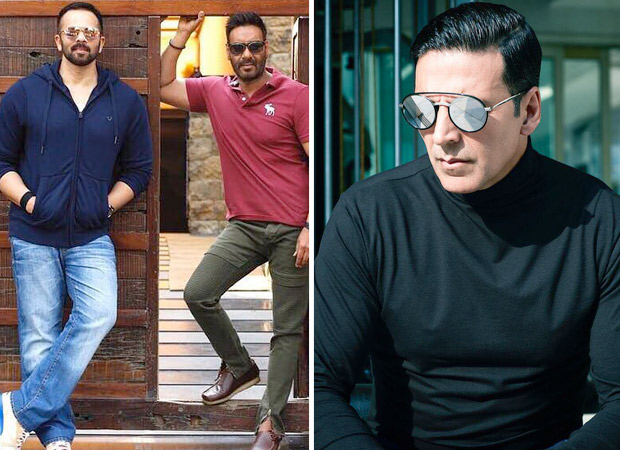 Rohit Shetty shares an emotional message for Veeru Devgn and gives a glimpse of Sooryavanshi's action sequence