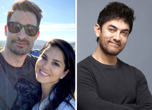 Aamir Khan has the sweetest birthday wish for Sunny Leone; husband Daniel Weber posts a heartfelt wish!