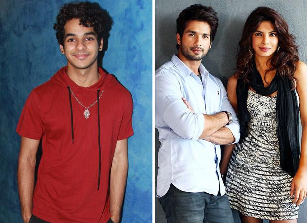 SCOOP! Ishaan Khatter HAILS Shahid Kapoor's ex Priyanka Chopra as the FRIENDLIEST