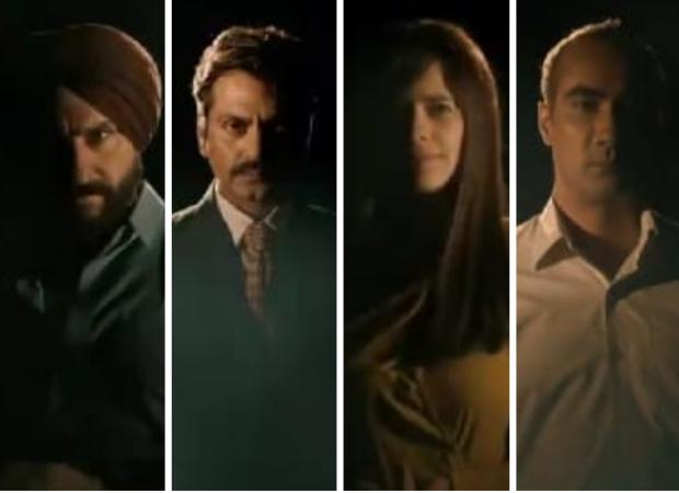 Sacred Games 2: Saif Ali Khan, Nawazuddin Siddiqui, Pankaj Tripathi Return With An Intense Teaser, Kalki Koechlin & Ranvir Shorey Join The Gang