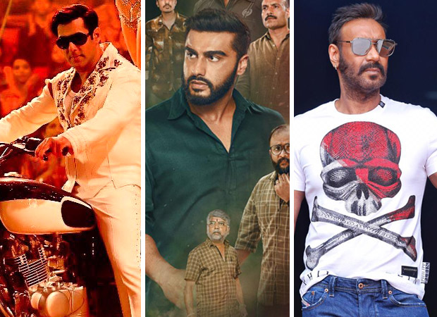 Salman Khan, Arjun Kapoor, Ajay Devgn - It Is India And Bharat That Unites Them All