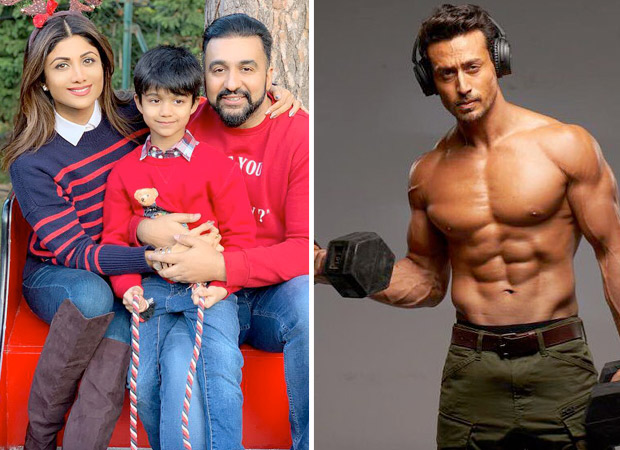 Shilpa Shetty's Son Does This To Impress Guru Tiger Shroff