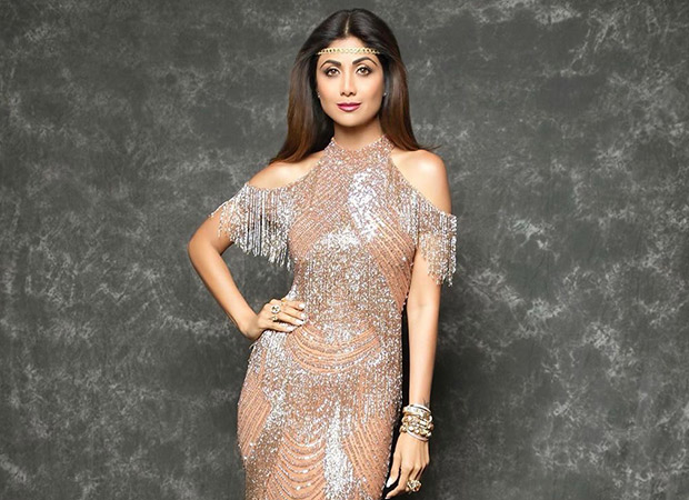 Shilpa Shetty In This Yousef Al Jasmi Outfit Is Describing Our Tuesday Mood Perfectly!