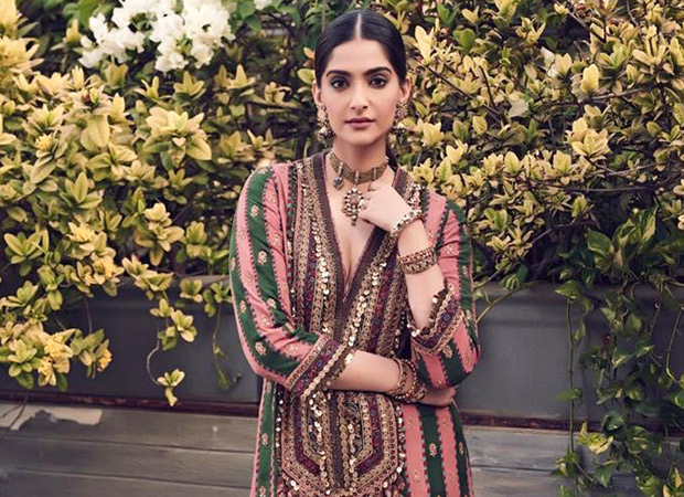 Sonam Kapoor Ahuja Dressed In Sabyasachi Is Sending Us To Couture Heaven!
