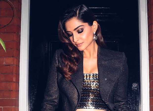 Sonam Kapoor Ahuja looks VIVACIOUS in this Michael Kors pant-suit
