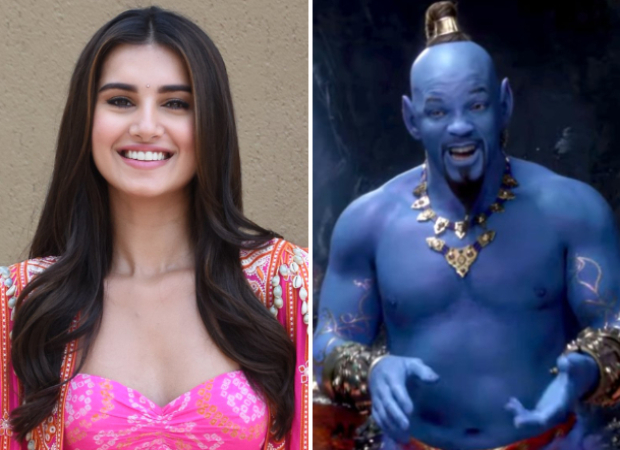 Student Of The Year 2 star Tara Sutaria reveals she had auditioned for Princess Jasmine in Will Smith starrer Aladdin