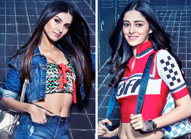 Student of the Year 2 girls Tara Sutaria and Ananya Panday vouch for their director Punit Malhotra