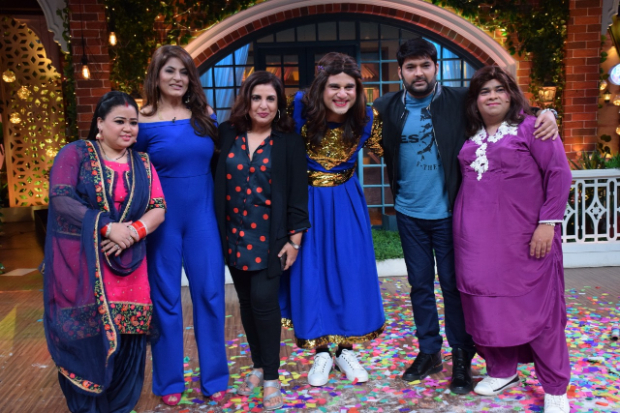 The Kapil Sharma Show: Farah Khan reveals Suniel Shetty was not the first choice to play villain in Shah Rukh Khan starrer Main Hoon Na