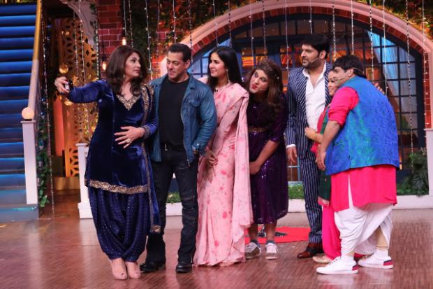 The Kapil Sharma Show: Salman Khan reveals about the time when he