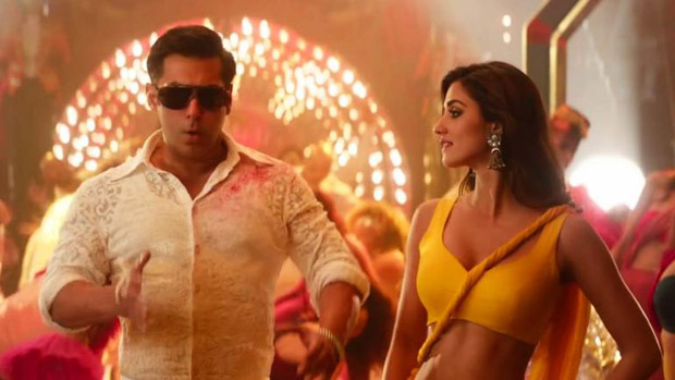 Watch: Disha Patani Shares Fiery Behind The Scenes Video Of Her Song 'slow Motion' With Salman Khan From Bharat