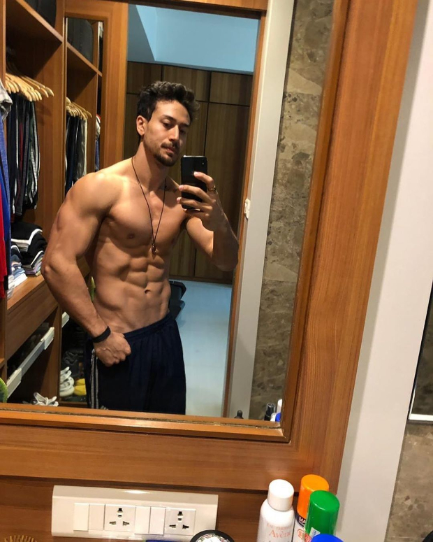 WATCH: Tiger Shroff's intense gym video is definitely workout goals