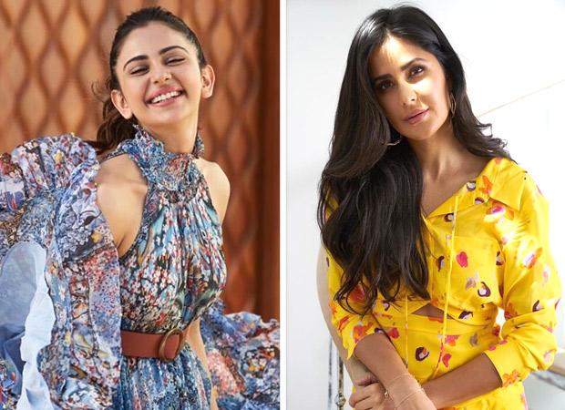 What's Your Pick: Rakul Preet Singh In Hemant And Nandita Or Katrina Kaif In Altuzarra?