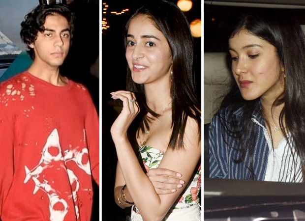 Not Suhana Khan, Ananya Panday and Shanaya Kapoor party the night away with Aryan Khan