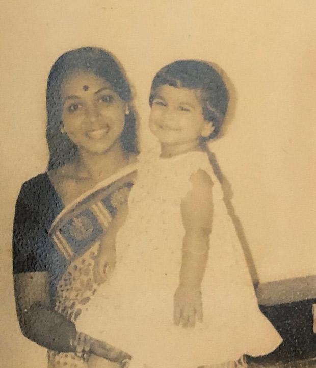 Throwback: This rare childhood photo of Vidya Balan will definitely melt your heart