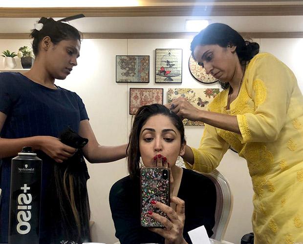 Bala: Yami Gautam Begins Shooting For The Ayushmann Khurrana, Bhumi Pednekar Starrer