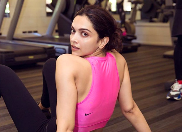 Photos: Deepika Padukone Posts An Awe-inspiring Work Out Sesh Before Her Cannes 2019 Appearance