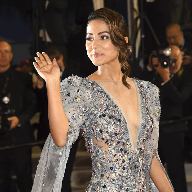 Cannes 2019: Bigg Boss 11 contestant Hina Khan walks the red carpet at the French Riviera!