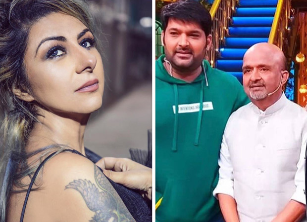 Hard Kaur LASHES OUT at lyricist Sameer Anjaan for taking away the credits from her for the song 'Chaar Baj Gaye'
