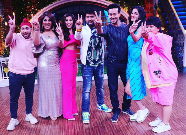 The Kapil Sharma Show: Archana Puran Singh Reveals About The Debt Jackie Shroff Owes Her To Student Of The Year 2 Star Tiger Shroff