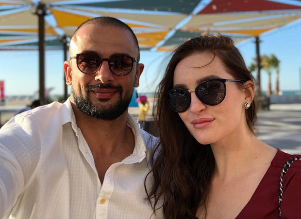 """My marriage seems to be over"""" - Arunoday Singh announces his separation from wife Lee Elton on Instagram"""