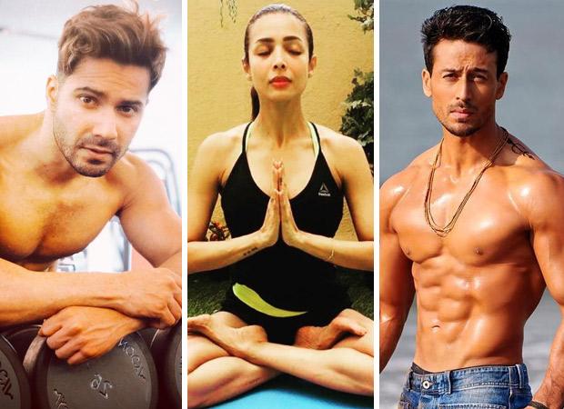 Sunday Special: 5 Workout Videos By Varun Dhawan, Malaika Arora, Kareena Kapoor Khan, Tiger Shroff That Are Inspiring Af