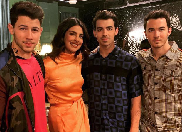 Watch: Priyanka Chopra Makes A Cameo In The Trailer Of Chasing Happiness Featuring Her Husband Nick Jonas And His Brothers