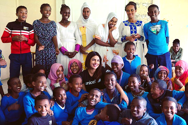 After Cannes 2019, Priyanka Chopra Visits Ethiopia As Unicef Ambassador; Shares The Most Heartwarming Videos From The Country!