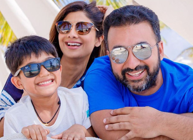 Shilpa Shetty And Her Husband Raj Kundra Have The Most Heart-warming And Adorable Birthday Wish For Their Son Viaan Raj Kundra