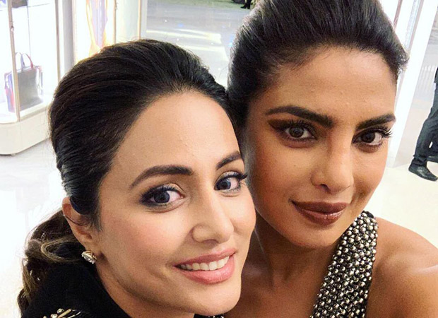 Cannes 2019: Priyanka Chopra Has The Sweetest Reply To Hina Khan's Post Over Them Bonding!