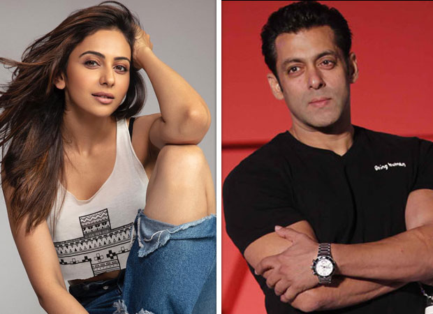 Here's what Rakul Preet Singh wants to ask Salman Khan after using a truth serum