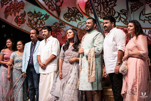 When Mollywood Stalwarts Mohanlal And Mammootty Came Together On Stage