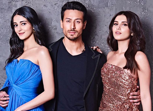 Student Of The Year 2: All Tiger Shroff Was Asked To Do Was To Kiss Ananya Panday, Tara Sutaria & Smile A Lot (watch Video)