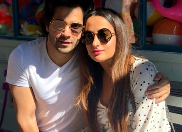 Varun Dhawan Just Got The Sweetest Gift From His Fans And It Has A Natasha Dalal Connection! [watch Video]