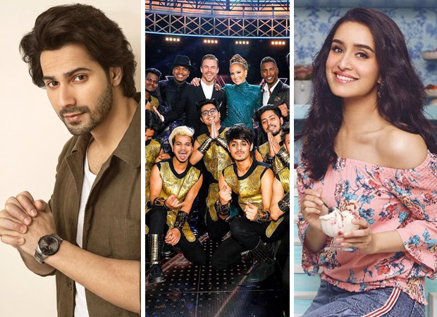 Bollywood celebrities like Varun Dhawan and Shraddha Kapoor share their happiness when their ABCD co-stars The Kings win World of Dance