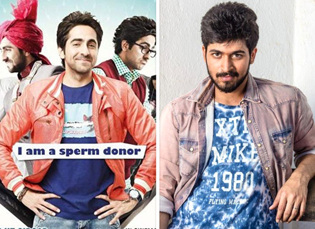 Ayushmann Khurrana starrer Vicky Donor to be remade in Tamil as Dharala Prabhu starring Harish Kalyan
