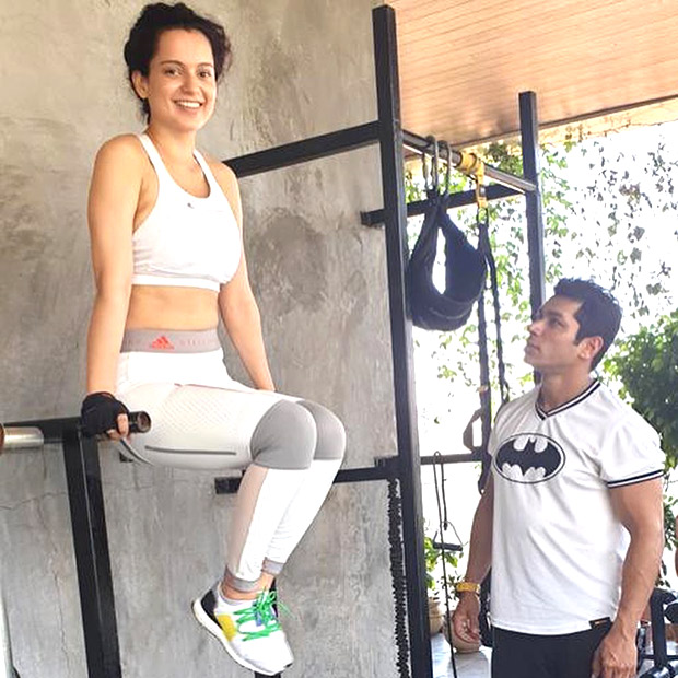 Cannes 2019: Kangana Ranaut Sheds All Weight She Gained For Panga; Flaunts Her Perfect Abs As She Gets Ready To Walk The Red Carpet!