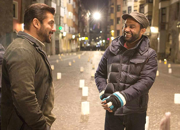 Bharat director Ali Abbas Zafar rubbishes FALL OUT rumours with Salman Khan