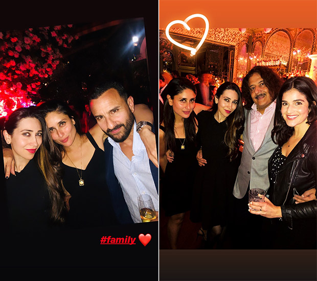 Karisma Kapoor Parties With Sister Kareena Kapoor Khan In London And Here Are The Photos!