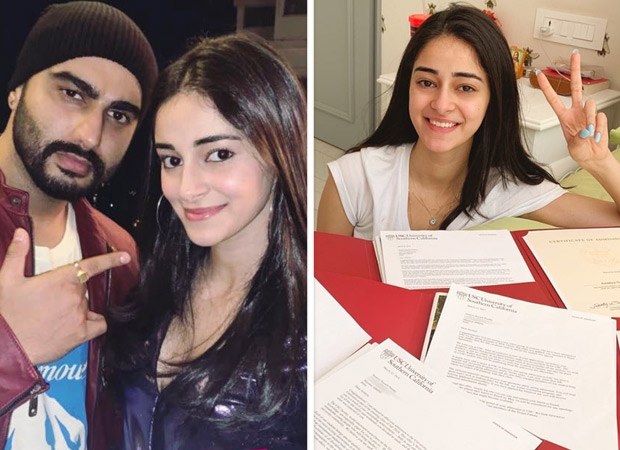 'Haters are gonna hate' - Arjun Kapoor has the perfect advice for junior Ananya Panday over USC admission post!