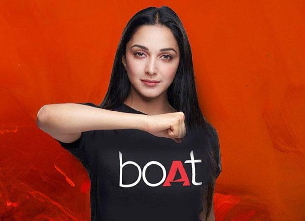 After Kartik Aaryan, BOAT ropes in Kiara Advani as brand ambassador